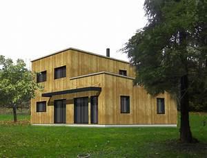 maison bois toit plat catodoncom obtenez des idees de With maison toit plat bois 1 arkobois nos maisons ossatures bois