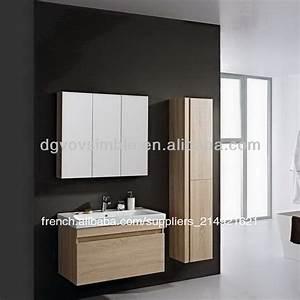 Hot vente mode haut de gamme contreplaque meubles salle de for Vente direct usine meuble salle de bain