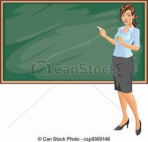 Female Teacher Clipart – 101 Clip Art