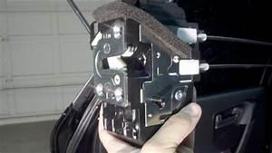 03 U2032 Driver Door Lock Actuator Needs Replacement Help  How