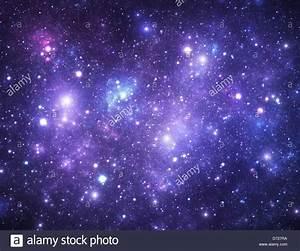 Bright space galaxy background Stock Photo: 55983742 - Alamy
