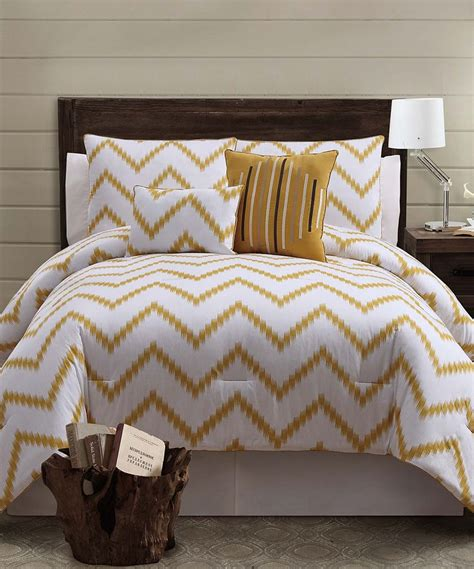 gold zigfield comforter set  special  day