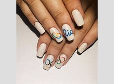 10 Olympic Nail Art Ideas That Deserve a Gold Medal Rio