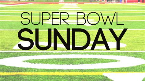 Super Bowl Sunday Write For Rights Round Our World