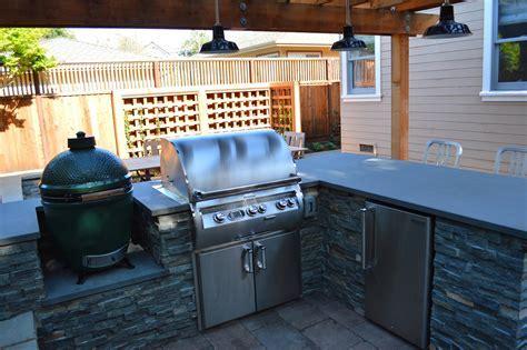 Modular Outdoor BBQ Options