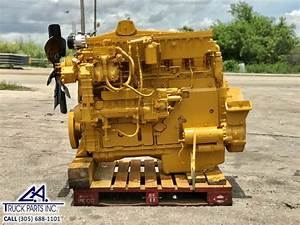 1985 Caterpillar 3406 Engine For Sale