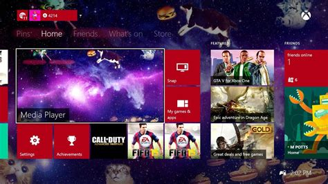 xbox one color space how to change the background of your xbox one dashboard