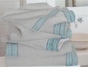 Linge De Toilette Ikea : linge de toilette 100 coton perle d 39 cume linvosges ~ Teatrodelosmanantiales.com Idées de Décoration