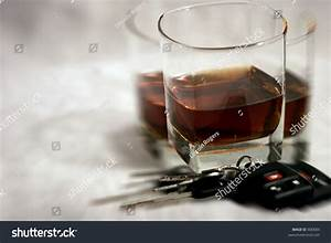 Drinking And Driving - Blurred, Double Vision Of Keys And ...