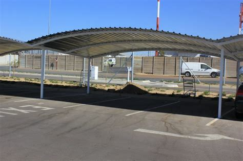 Carport   Car Port Structures   Pro Net Shade Ports