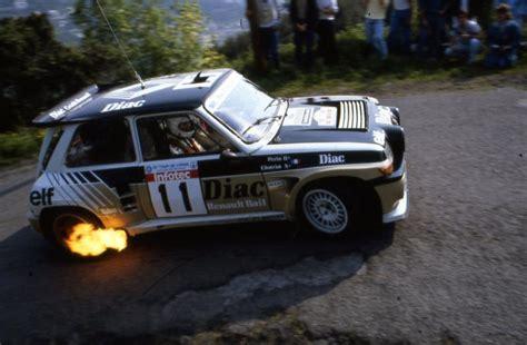 renault 5 maxi turbo renault 5 maxi turbo gr b ex francois chatriot classic road
