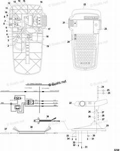 Mercury Motorguide Trolling Motor Parts By Year 2003 Oem Parts Diagram For Foot Pedal Assembly