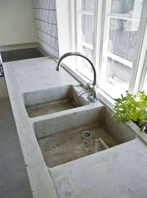 concrete kitchen sink concrete sink products i 2431