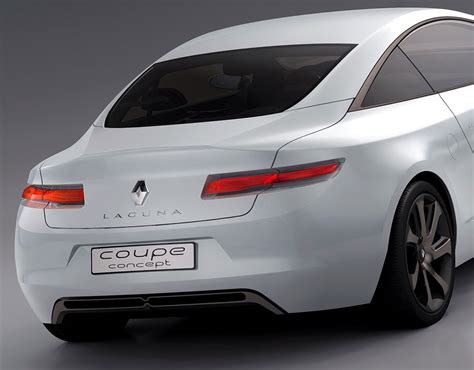 2007 Renault Laguna Coupe Concepts