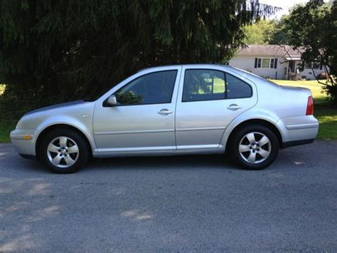 Sell Used 2003 Vw Tdi Jetta 1.9 Turbo Diesel Sedan 4-door