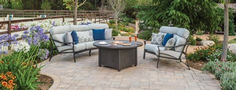 featured patio groups georgetown fireplace and patio