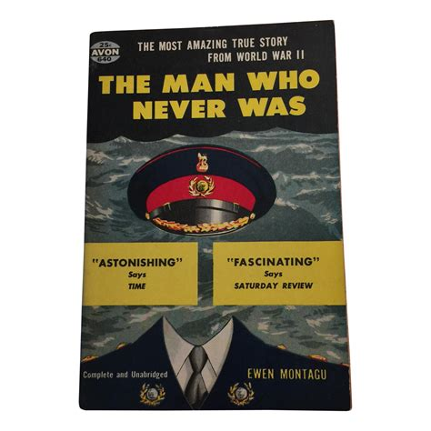 Image result for 'the man who never was,'