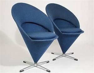 Panton Chair Original : 1960s verner panton cone chairs denmark with original ~ Michelbontemps.com Haus und Dekorationen