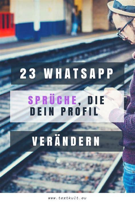 ᐅ 23 coole whatsapp status spr 252 che kopieren einsetzen