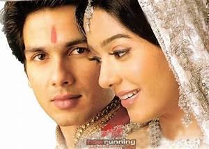 Shahid Kapoor: Shahid Kapoor and Amrita Rao
