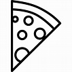 Pizza Slice ⋆ Free Vectors, Logos, Icons and Photos Downloads