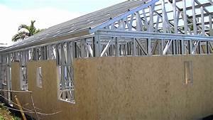 Maison Structure Métallique : maison ossature metallique top maison ~ Melissatoandfro.com Idées de Décoration