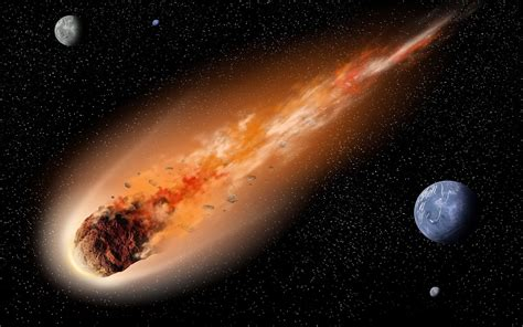 asteroids  smaller planets   minerals  rocks