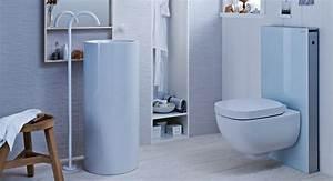 Wand Wc Montage : montage eines wand wcs wc einbauen ~ Watch28wear.com Haus und Dekorationen