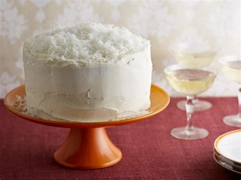 white coconut cake recipe tyler florence food network