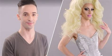 amazing jaw dropping drag queen