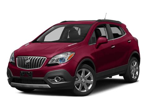 New 2015 Buick Encore Prices Nadaguides