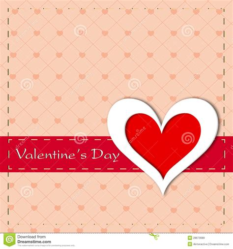 Happy Valentines Day Greeting Card, Gift Card Or ...