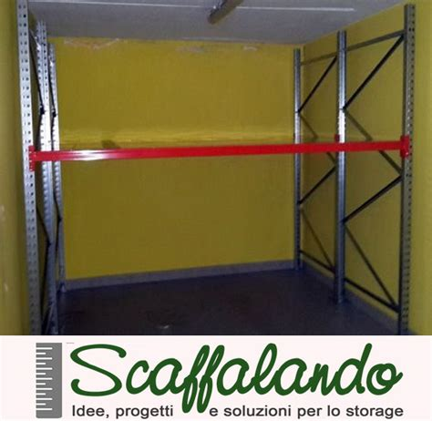 scaffale garage scaffale per garage l 2400 mm