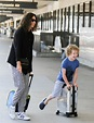 Henry Story Driver in Minnie Driver and Son Henry Story ...