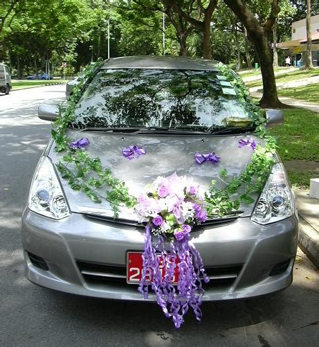 Simple Wedding Car Decorations Pictures  Wedding Flowers 2013