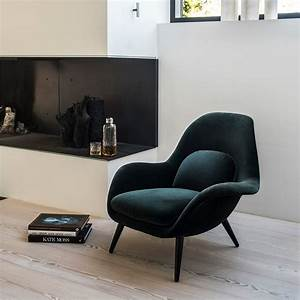 About A Chair : nordicthink swoon lounge chair fredericia ~ A.2002-acura-tl-radio.info Haus und Dekorationen