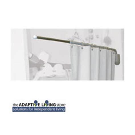 telescoping shower curtain rod adaptivelivingstore