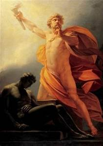 Prometheus the Creation of Man and the History of ...