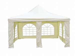 Falt Pavillon 2x2 : pavillon 4x4 l a garden pavillon pagode deluxe beige pavillon ~ Orissabook.com Haus und Dekorationen