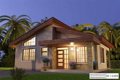 two bed room house 2 bedroom house plan id 12209 house plans by maramani