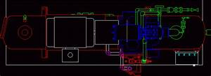 Compressor 300 Hp In Autocad