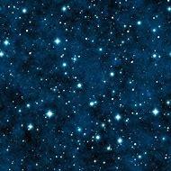 Starry Night Sky Seamless Texture