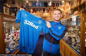 Joe Garner relishing chance to impress after joining ...