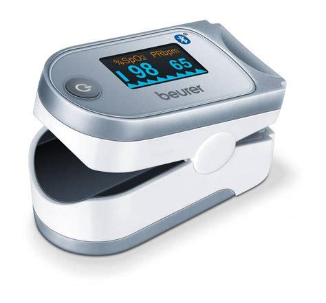 Beurer PO60 Pulse Oximeter - Oxigo