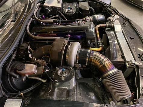Garage Whifbitz Supra 2JZ Turbo Kit - Precision Turbos ...