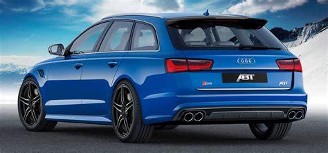 Audi S 6 by Audi S6 Abt Sportsline