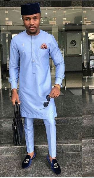 Mens Traditional African Clothing African Wear Styles