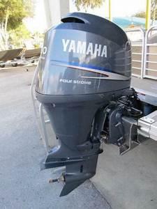 Yamaha 150 Hp 4 Stroke