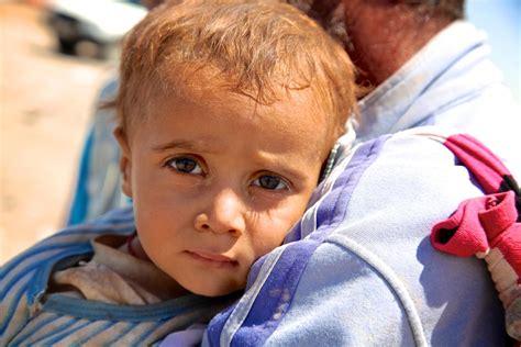 unicef siege siege broken unicef delivers aid to children of amerli