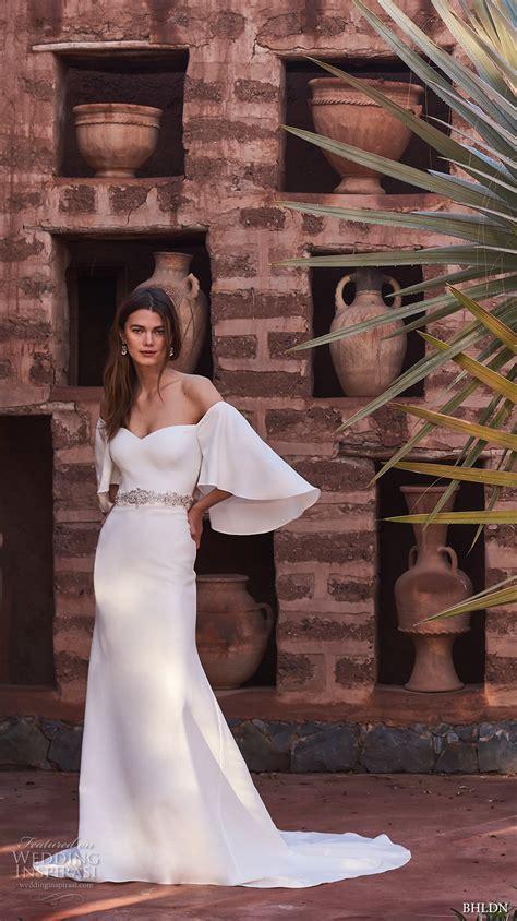bhldns neo bohemian wedding dresses  oasis bridal